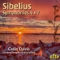 シベリウス: 交響曲第4番 イ短調, 交響曲第7番 ハ長調