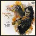 パガニーニ: 24のカプリース Op.1(全曲)