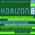Horizon 8 - J.MacMillan, O.Knussen, F.Ali-Zadeh