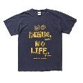 BerBerJin × 吉井和哉 × WEARTHEMUSIC N.D.N.L. T-Shirt(Vintage Navy)Lサイズ