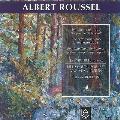 ルーセル: 交響曲第1番「森の詩」、ピアノ協奏曲、他