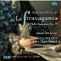 ヴィヴァルディ: ラ・ストラヴァガンツァ Op.4
