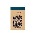 UNISON SQUARE GARDEN × TOWER RECORDS メモパッド 3個セット