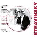 ストラヴィンスキー:1.バレエ音楽「春の祭典」(1913年初版) 2.バレエ音楽「ペトルーシュカ」(1911年初版) [UHQCD]