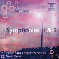 S.Pohjola: Symphony No.1, No.2