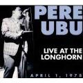 Live at the Longhorn: April 1, 1978