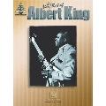 ヴェリー・ベスト・オブ・アルバート・キング Guitar Score Selection 中級