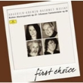 Brahms: Piano Quartet Op.25; Schumann: Fantasiestucke Op.88