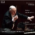 Brahms: Symphony No.2; Mozart: Symphony No.38; Weber: Der Freischutz Overture
