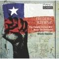 """フレデリック・ジェフスキー: 「不屈の民」変奏曲 (政治闘争歌 """"El pueblo unido jamas sera vencido"""" による36の変奏曲)"""