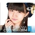 市川美織 AKB48 2014 卓上カレンダー