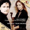 Schubert: Complete Works for Violin and Piano Vol.1