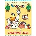 カピバラさん 2014年カレンダー