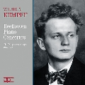 Beethoven Piano Concertos - The 78-rpm recordings 1925-1942
