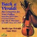 J.S.Bach, Vivaldi - Double Violin Concertos