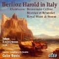 ベルリオーズ: 交響曲「イタリアのハロルド」(ヴィオラと管弦楽のための)Op.16/オペラ「ベンヴェヌート・チェッリーニ」Op.23 から 序曲/オペラ「ベアトリスとベネディクト」から 序曲/オペラ「トロイアの人々」から 王の狩と嵐