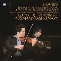 Brahms: Violin Sonatas No.1-No.3, Scherzo from the FAE-Sonata, Hungarian Dances No.1, 2, 7, 9