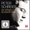 Peter Schreier - 80th Anniversary Edition [8CD+DVD(PAL)]