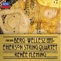 Berg: Lyric Suite; Wellesz: Sonnet by Elizabeth Barrett-Browning Op.52, etc