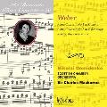 ウェーバー: ピアノ協奏曲第1番&第2番、コンツェルトシュテュック~ロマンティック・ピアノ・コンチェルト・シリーズ Vol.10