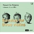 3本のヴァイオリンのためのソナタ集