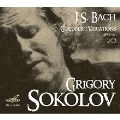 J.S.Bach: Goldberg Variations BWV.988, Partita No.2, English Suite No.2