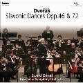 ドヴォルザーク:スラヴ舞曲 [Blu-spec CD]