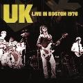 Live In Boston 1978