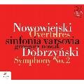 ドブジンスキ: 交響曲第2番 《性格的》