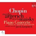 Chopin: Piano Concerto No.1, Sonata for Piano and Cello Op.65, etc