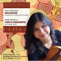 エドワーズ: ヴァイオリン協奏曲「マニニャス」、シベリウス: ヴァイオリン協奏曲 Op.47
