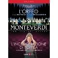 Monteverdi: 2 Classic Operas - L'Orfeo, L'Incoronazione di Poppea