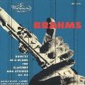 ブラームス:クラリネット五重奏曲ロ短調Op.115
