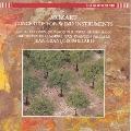 モーツァルト:クラリネット協奏曲~管楽器