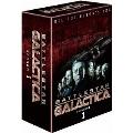 GALACTICA/ギャラクティカ 起:season 1 DVD-BOX 1(4枚組)