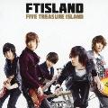 FIVE TREASURE ISLAND [CD+DVD]<初回限定盤A>