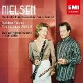 ニールセン:フルート協奏曲、クラリネット協奏曲&管楽五重奏曲<限定盤>