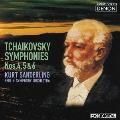 チャイコフスキー:交響曲 第4番/第5番/第6番《悲愴》<限定盤>
