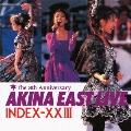 ゴールデン☆ベスト 中森明菜 AKINA EAST LIVE INDEX-XXIII