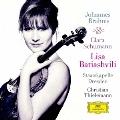 ブラームス:ヴァイオリン協奏曲 クララ・シューマン:3つのロマンス 作品22