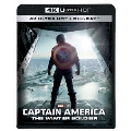 キャプテン・アメリカ/ウィンター・ソルジャー 4K UHD [4K Ultra HD Blu-ray Disc+Blu-ray Disc]