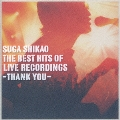 The Best Hits of Live Recordings -Thank You- [CD+DVD]<初回限定盤>