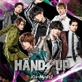 HANDS UP<通常盤> 12cmCD Single