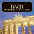 ベスト・オブ クラシックス 58::バッハ:ブランデンブルク協奏曲第1、2、3番