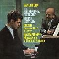 ショパン: ピアノ協奏曲第1番&ラフマニノフ: パガニーニの主題による狂詩曲 / ヴァン・クライバーン, ユージン・オーマンディ, フィラデルフィア管弦楽団