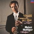 ヴィヴァルディ: オーボエ協奏曲集 / ハインツ・ホリガー, イ・ムジチ合奏団