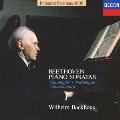 不滅のバックハウス1000: ベートーヴェン:3大ピアノ・ソナタVol.1 《月光》 《悲愴》 《熱情》<限定盤>