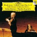ベートーヴェン:ヴァイオリン・ソナタ第6番~第8番
