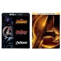 アベンジャーズ/インフィニティ・ウォー 4K UHD ムービー・コレクション [4K Ultra HD Blu-ray Disc x3+3D Blu-ray Disc+Blu-ray Disc]<初回限定版>