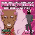 TIGER & BUNNY SINGLE RELAY PROJECT CIRCUIT OF HERO Vol.7